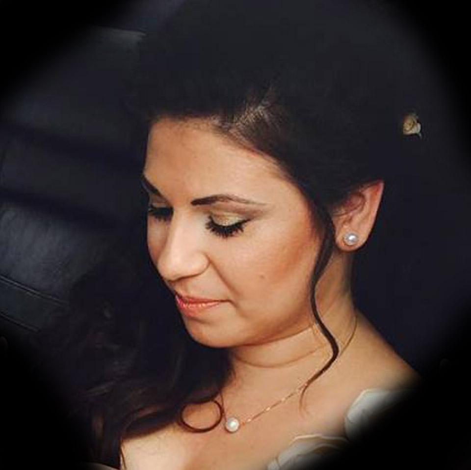 Ειρήνη τσιλιγγαρίδου Makeup Artist